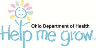 Ohio Department of Health Help Me Grow