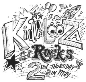 kidpalooza logo